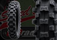 "Tyre. Michelin. 80/100-12"" Starcross 5 Mini. Rear"
