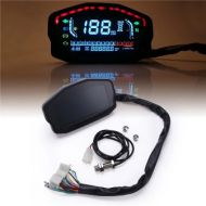 Speedo. Speed/revs LCD backlit TMX universal
