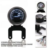 Speedo. Speed/revs LCD backlit CCR universal
