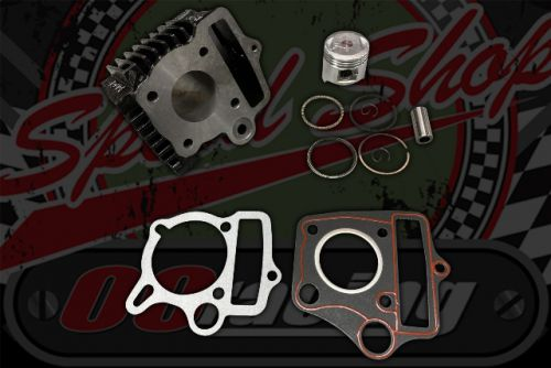 Cylinder kit c50 12v cdi Z50 ZR50 XR50 50cc  and other horozontal engines