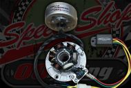 Gen kit. Super spin. 530G flywheel. Fast road. D/C ignition. D/C charging system 45W