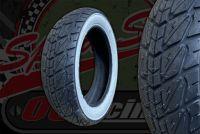 """Tyre. Shinko white wall. 120/70-12"""" or 130/70-12"""""""