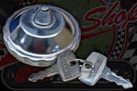 Fuel cap locking stainless steel C50 C70 C90 CUB