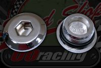 Oil filler cap Lifan 150 22mm x 1.5 pitch
