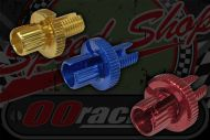 Cable. Component. Tensioner. 8mm. RED BLUE GOLD