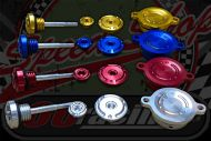 Engine CNC dress up kit for Z190 engines RED/GOLD/BLUE/SILVER