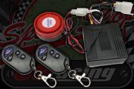 Mini Alarm system 125DB remote starting