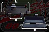 Battery. box. Universal custom