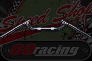 Handlebars. Bars. ACE style.  7/8th (22mm) diameter. Steel chrome plated