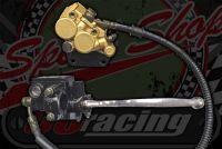 Front brake kit complete for ACE 50 & 125 bikes