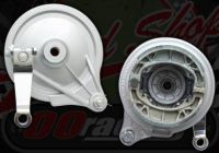 Brake plate complete ACE 50 or 125