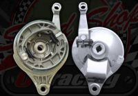 Plate Brake kit complete CHROME suitable for DAX ST CHALY rear