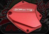 Cam wheel cover CNC billet red OORacing logo for Z155 engines