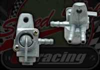 Tap. Fuel. In-line. 5mm. Mounting bracket. On/Off/Reserve. 6mm Threaded mounting hole. FAULT WITH LEVER