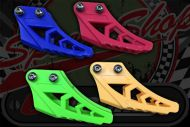 Chain Guide guard/guide hard nylon RED, BLUE, GREEN, YELLOW