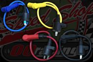 Coil. 12V. Performance. A/C and D/C. RED BLUE BLACK YELLOW Silicon plug cap