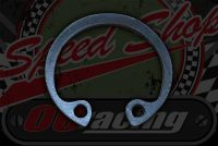 Circlip Z190 Holds in crank seal in clutch cover. O/D 22mm