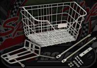 Basket for Monkey bike front