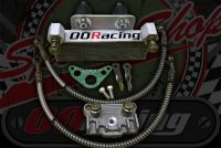 Oil cooler for C90 racing or universal fitment