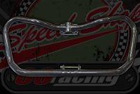 Crash bars for V-RAPTOR steel powder coated