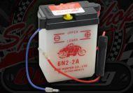 Battery. 6V. 6N2-2A