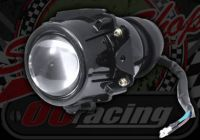 Head lamp projector HIGH beam 55W H3 type with side/pilot light suitable for Madass 125 OE part
