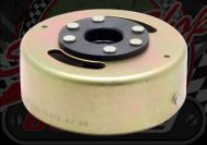 Flywheel. 1kg. 16mm - 19mm taper