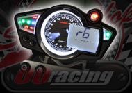 Clock. Koso. RX1n. Tachometer and Odometer. Universal
