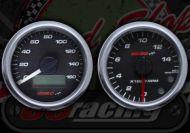 Clock. Koso. Speedo. 'Revometer'. ACE 50 or 125 plug and play