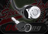 Ignition switch ACE 50 & 124 Custom chrome bezel