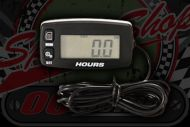 Hour meter & Rev counter with replaceable battery