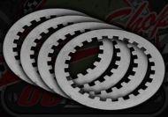 Clutch drive plates.5 plate clutch. Steel 1mm