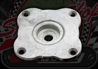 Clutch pressure plate for primary clutched engines from 50cc to 125cc 2 and 3 plate