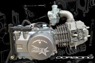 Engine. 125cc. 2 Valve. 11BHP. OORacing. Phase 5 NOW IN BLACK