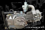 140cc. Engine 2 Valve. 14BHP. OORacing. Phase 5 NOW IN BLACK