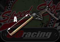 Gear change arm 165mm long madass 125