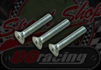 Bolts. For oil pump. Suitable for use with  Madass 125 x 3 30mm long. screws.