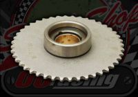 Starter clutch sprocket. Suitable for use with Madass 125. 44T