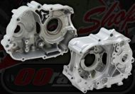 Crankcase. Left side. Suitable for madass 125cc