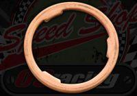 Shim. Thrust gear box copper