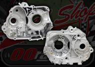 Crank Case Left side Z125 HO Stock case no bearings or seals