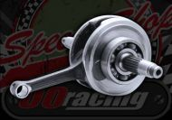 Crank shaft Z155 55mm stroke 13mm pin