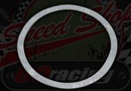 Gasket. Cam wheel cover. C50 C70 C90 and 110cc. 72mm O/D