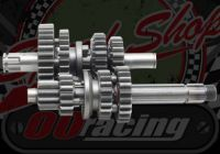 Gear box kit Lifan 140 & 150 engines