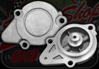 Oil filter outer cover ZS 125 engine HO