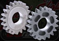 Gear box.4th Gear. Input shaft. 20T