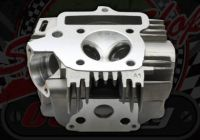 Head. YX140 BLANK High compression with correct squish band for high comp pistons