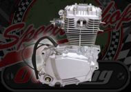 Engine. 145cc. 2 Valve. 5 speed. Over Head Cam (OHC)