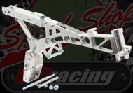 Frame Kit. Alloy. Suitable for Monkey Bike CNC billett