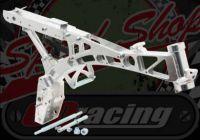 Frame Kit. Alloy. Suitable for Monkey Bike CNC billett